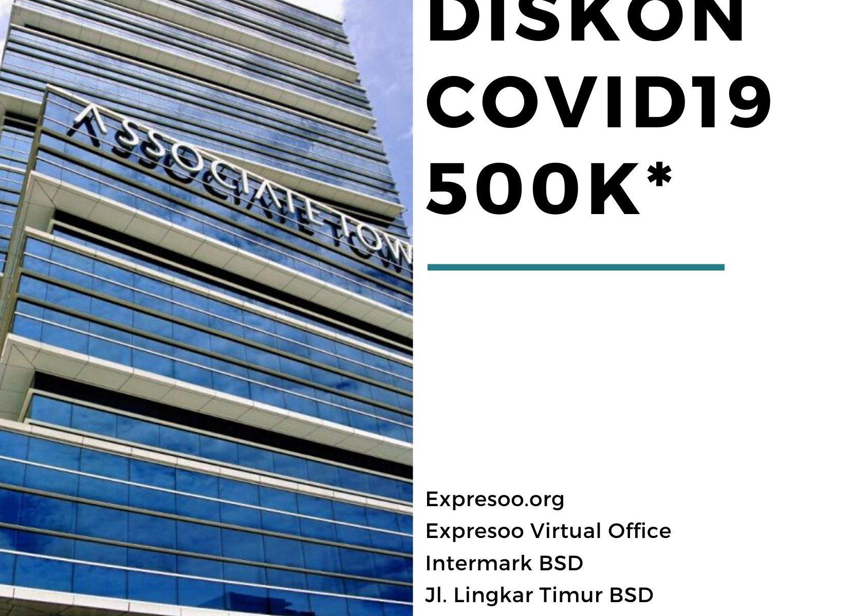 Diskon Covid 19